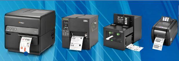 TSC Thermal barcode printer range