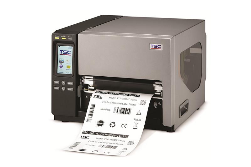 TTP 384 MT Thermal Transfer Series Label Printer