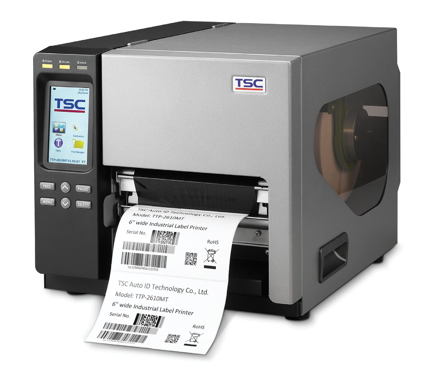 TTP-368MT Thermal Transfer Series Label Printer